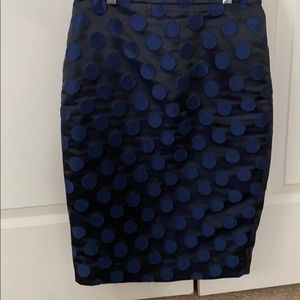 J.crew dressy straight skirt